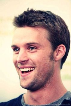 I'll run into a fire for him to save me. Mm, mm. Jesse Spencer.