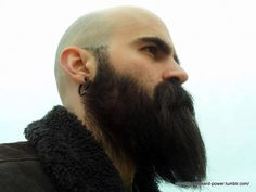 flickr-beard-power:  This is my Bearded Brother -Salvatore Seeley What a great beard. One of my beard inspirations. Follow: http://flickr-beard-power.tumblr.com/  dear glob *n*