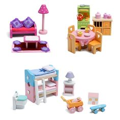 Deluxe Starter Furniture Set