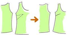 Pince(s)-moi, ou comment ajuster ses fringues avec des triangles - Le blog thread&needles