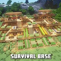 Minecraft Stables, Minecraft Barn, Minecraft Ships, Minecraft Mansion, Minecraft Medieval, Cute Minecraft Houses, Minecraft Construction, Amazing Minecraft, Minecraft Crafts