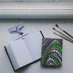 #handmade #notebook #handmadenotebook Handmade Notebook, My Notebook, Notebooks, My Photos, Etsy, Notebook, Laptops