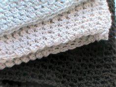 Boho Sheek Infinity - YouTube uses extra extended single crochet stitch