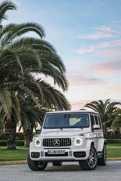 Mercedes G Wagon, Mercedes Benz Cars, Fancy Cars, Cool Cars, My Dream Car, Dream Cars, Audi, Porsche, New Luxury Cars