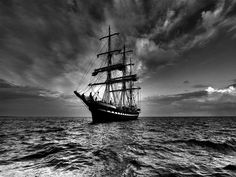 tall-ship-black-and-white
