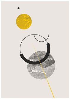 André Britz: Awesome o / available as Fine Art Print (A3) via orangerie-prints.com