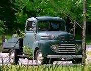 old ford pickup -