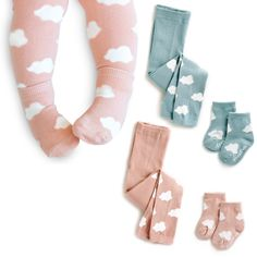 Twins Baby Boys Anti-Slip Tights