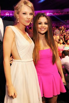 Meet Taylor Swift and Selena Gomez