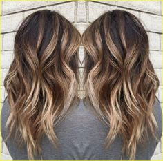 cool Getting the Best Fall Hair Color for Brunettes