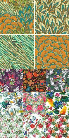 Floral Seamless Patterns Part 6