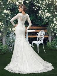 Fotos de vestidos de novia corte sirena