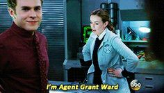 Simmons also complaining about Ward | Agents of S.H.I.E.L.D