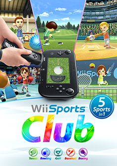 Wii Sports Club [AVAILABLE NOW]