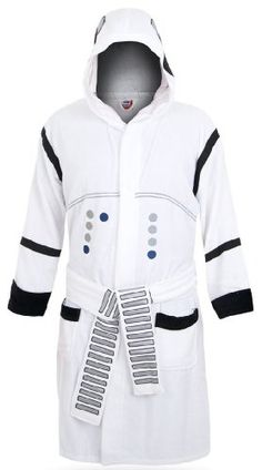 Star Wars Stormtrooper Hooded White Cotton Bath Robe, one size fits most Robe Factory http://www.amazon.com/dp/B008Y47LDI/ref=cm_sw_r_pi_dp_lLMCub1YYKMJX