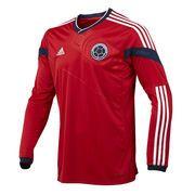 9a31e5ebfee2a adidas Soccer Clothing for Men · Camiseta De ColombiaSeleccion ...