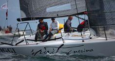 Melges 32 Audi tron Sailing Series 2014 a Napoli: vince Spirit of Nerina di Ferrari