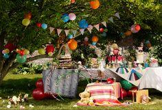Teddy bears picnic.