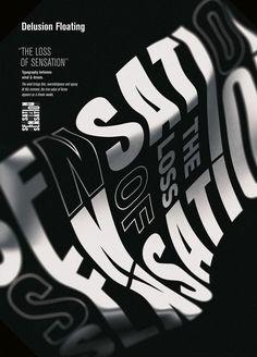 Typo Poster, Typography Poster Design, Typographic Poster, Graphic Design Posters, Graphic Design Inspiration, Graphic Art, Cover Design, Graphisches Design, Layout Design