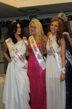 Constance Baldwin Crowned Miss Kent 2013