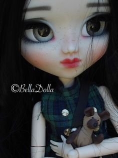 Reserved to Pulliplover Aredhel : Pullip full custo OOAK by
