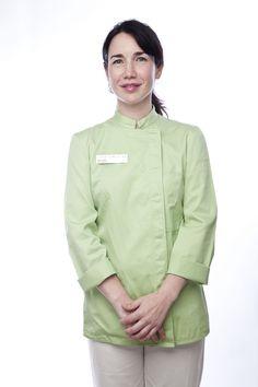 Nuria López, Auxiliar de Clínica Dental.