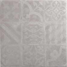 Carrelage sol et mur perle effet béton Cosy l.47.2 x L.47.2 cm