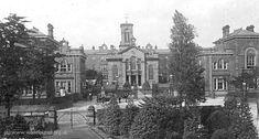 Chorlton workhouse, c.1910