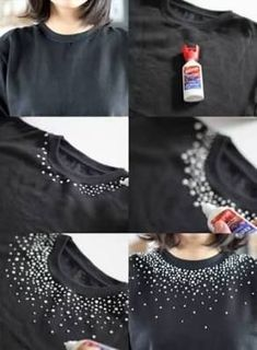 Diy Clothes Alterations Refashioning Old Sweater 33 Trendy Ideas Alter Pullover, Pullover Mode, Diy Clothing, Custom Clothes, Old Sweater, Sweaters, Diy Clothes Alterations, Diy Fashion, Fashion Dresses