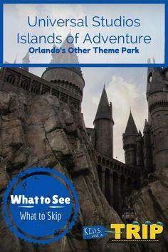 Universal Studios Islands of Adventure-Kids Are A Trip