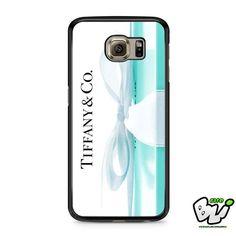 Blue Mint Box Tiffany Co Samsung Galaxy S7 Case
