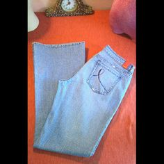BROKEN IN IT JEANS SIZE 13/14 BUNDLE 2 OR MORE & SAVE 30% UPON CHECKOUT GENTLY USED WELL STORED  I HAVE TONS OF ITEMS SO DETAILS ARE IN THE ?'s & COMMENT SECTION PLS I ENCOURAGE ?'s. IT HELPS BUILD TRUST TO AVOID Cx PLS ASK ME TO DOUBLE CHECK B4 PURCHASING I SELL ON OTHER APPs & THE DAY CAN GET HECTIC? I ANSWER?'s 6:30AM-8:30PM PT WHN I'M NOT DRIVIN ?'s AFTER 8:30PM WILL BE ANSWERED NXT DAY THANKS FOR YOUR INQUIRY & HOPE Y'ALL HAVE A GREAT DAY  ;) IT JEANS Jeans Boot Cut