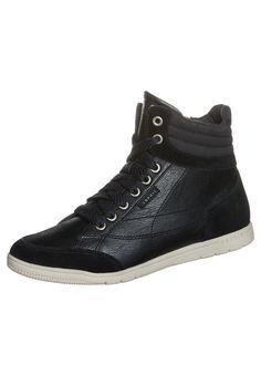 the best attitude 49cb8 127e4 RANDY - Sneakers hoog - black  Zalando.nl 🛒