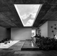 Interior Reflecting Pool