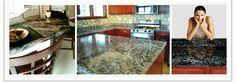 Fake Granite Countertops by Giani Granite