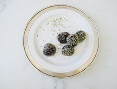 The combination of spirit dust and hemp seeds makes these the most intense (and healthiest!) chocolate truffles we've ever eaten. The spirit dust feeds harmony and extrasensory perception through pineal gland de-calcification and activation, while the hemp seeds feed the brain, nourish the eyes, stimulate blood cells, and beautify hair and skin. on goop.com. http://goop.com/recipes/spirit-truffles/