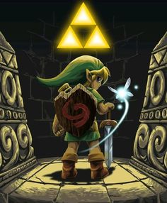 Link • The Legend of Zelda