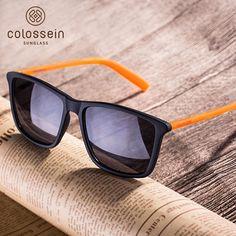 dd7a89ab3c COLOSSEIN Vintage Sunglasses Women Men Brand Designer Female Women Sunglass  Goggle Models