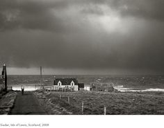 Kristoffer Albrecht, Siadar, Isle of Lewis, Scotland, 2008