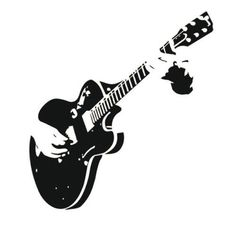 "Show you can rock out when you add this guitar wall mural to your room. - 3D Illusion Decal - Damage free install. Can remove and reuse. - Durable, seamless PVC material. - Size: Choose from: XS, S, M, L. Dimensions in description. FREE SHIPPING Home Decor for: Wall, Living Room, Bedroom, Kid's Room, Music Studio, Media Room, Bar, Restaurant, Lounge, Apartment, Loft, Home Style: Modern Material: PVC Size: Choose from sizes: - (XS)9.5""x21.5"" (24x55cm) - (S)14.5""x31.5"" (37x80cm) - (M)18""x39""…"