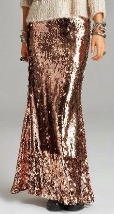Friday Fashionista :: { New Year Sparkles }