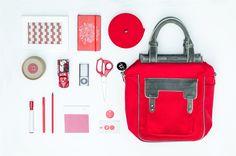 Pitimini bolsos - Campaña 2014  Diseñadora: Paola Cirelli  www.pitimini.com.ar