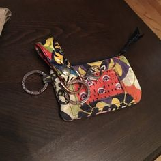 Vera Bradley Key flob and pouch Pattern is Rio (my favorite one so far). Any questions ask Vera Bradley Bags Wallets