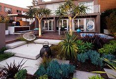 Classic Coastal Garden Style