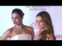 Salman Khan's BHABHI Malaika Arora at Vikram Phadnis's 25th anniversary fashion show.