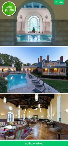 Found On Trulia: Sinners And Saints Built This Annapolis Estate