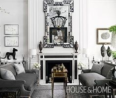 Photo Gallery: Brian Gluckstein's Favourite Spaces   House & Home