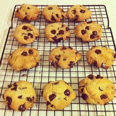 Plaid and Paleo: Paleo Chocolate Chip Cookies