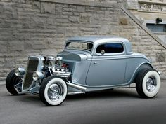 Secure Auto Shipping Inc Here is how we Roll. #LGMSports haul it with http://LGMSports.com 1934 Ford Coupe - Twist Of Fate