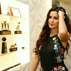 """""""Katrina Kaif looked like a dream at a recent product launch event in Dubai @Bollywood ❤️❤️❤️"""""""